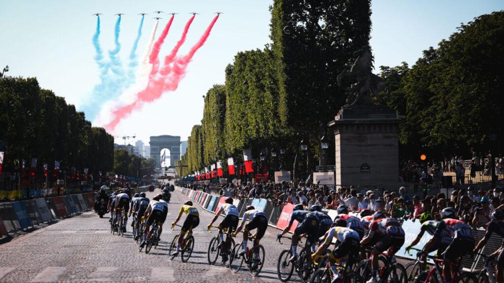 Las mejores postales que dejó el Tour de Francia 2021