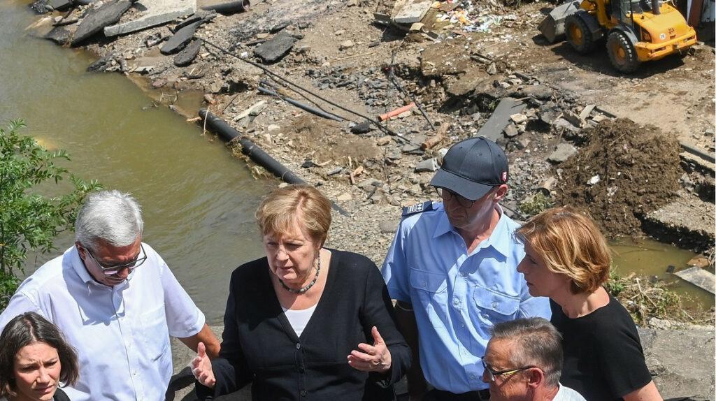 Alemania alista paquete de ayudas económicas para zonas inundadas