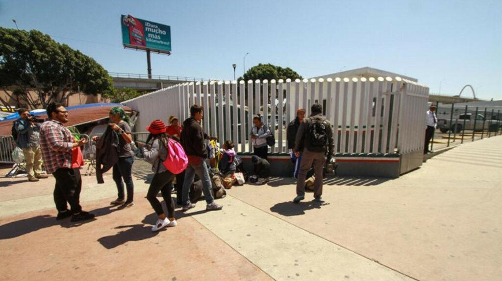 Ecuatoriana, víctima de violencia familiar, murió en la frontera mexicana