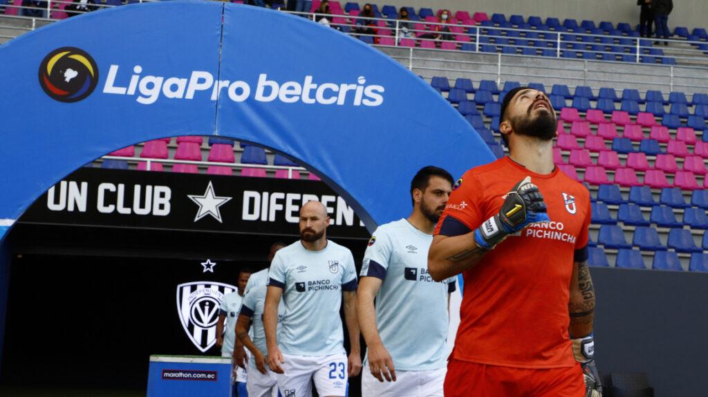 U. Católica y 9 de Octubre cierran la primera etapa de la LigaPro 2021