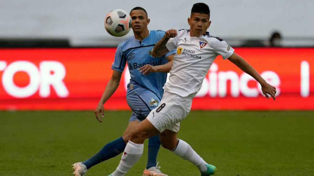 Liga necesita una victoria en Porto Alegre para seguir en la Sudamericana