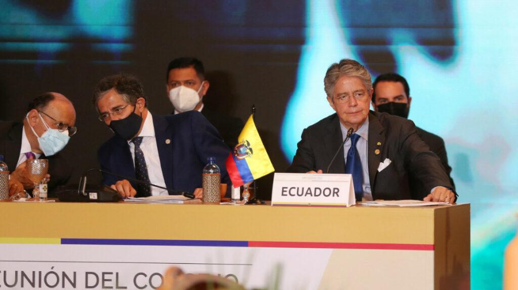 Los planes de Ecuador para la CAN condicionados a lo que pase en Perú y Colombia