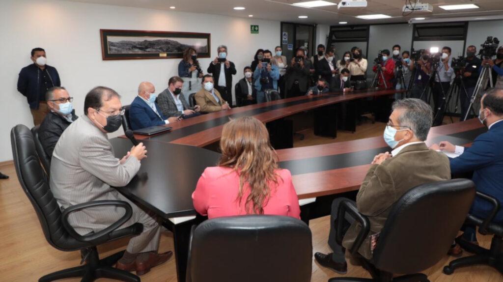 Guarderas empieza a delinear cómo será su gestión en la Alcaldía de Quito