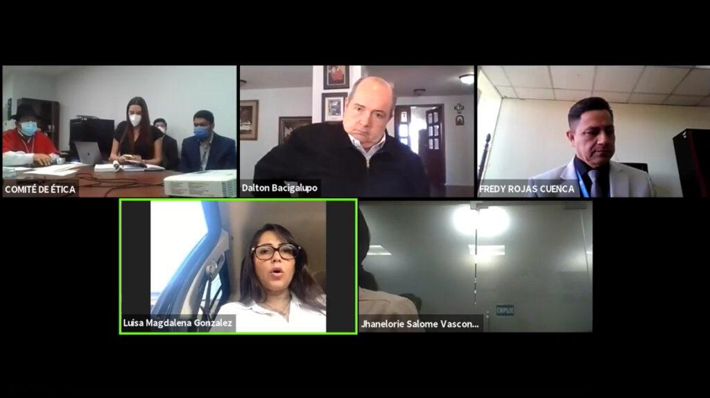 Comité de Ética pide al CAL analizar actuación de la asambleísta Rosa Cerda