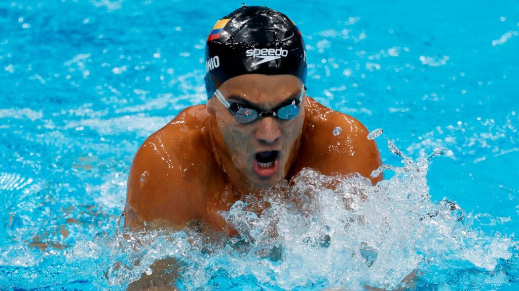 Tomás Peribonio termina quinto en su serie y cierra su participación en Tokio