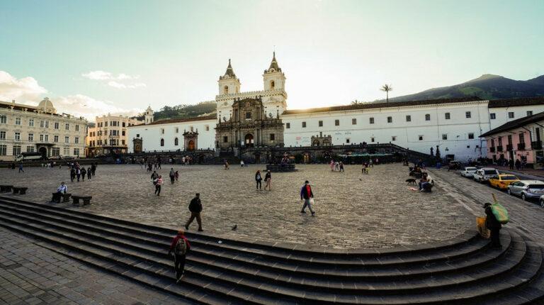 Quito es uno de los mejores destinos de 2021, según la revista Time