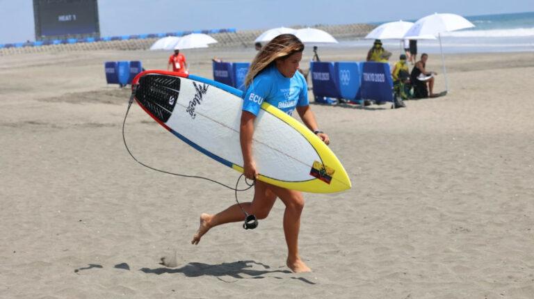 Dominic Barona disputará el repechaje de surf en Tokio