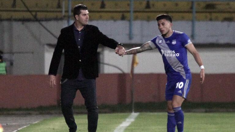 Emelec consigue una sufrida victoria ante Deportivo Cuenca