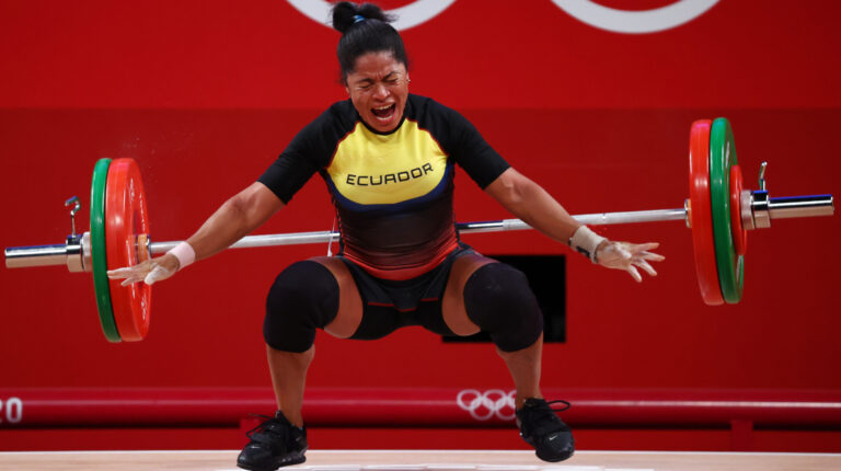 Alexandra Escobar compitió por quinta ocasión en Juegos Olímpicos