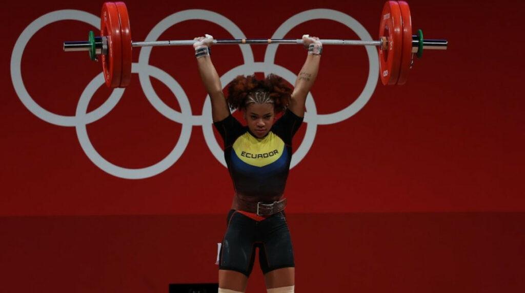 Angie Palacios alcanza el primer diploma olímpico para Ecuador en Tokio