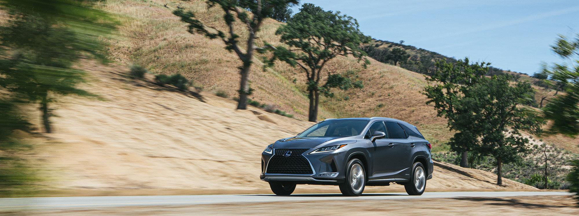 Lexus 2022: lujo y tecnología al volante