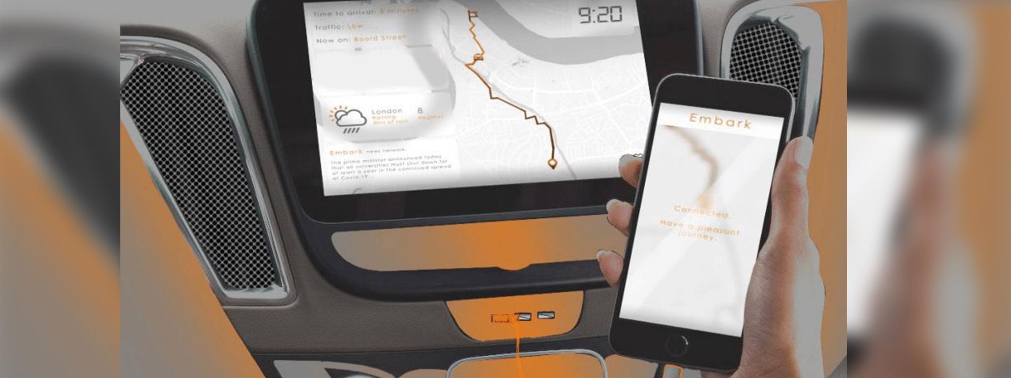 Embark: taxi autónomo para personas con movilidad reducida
