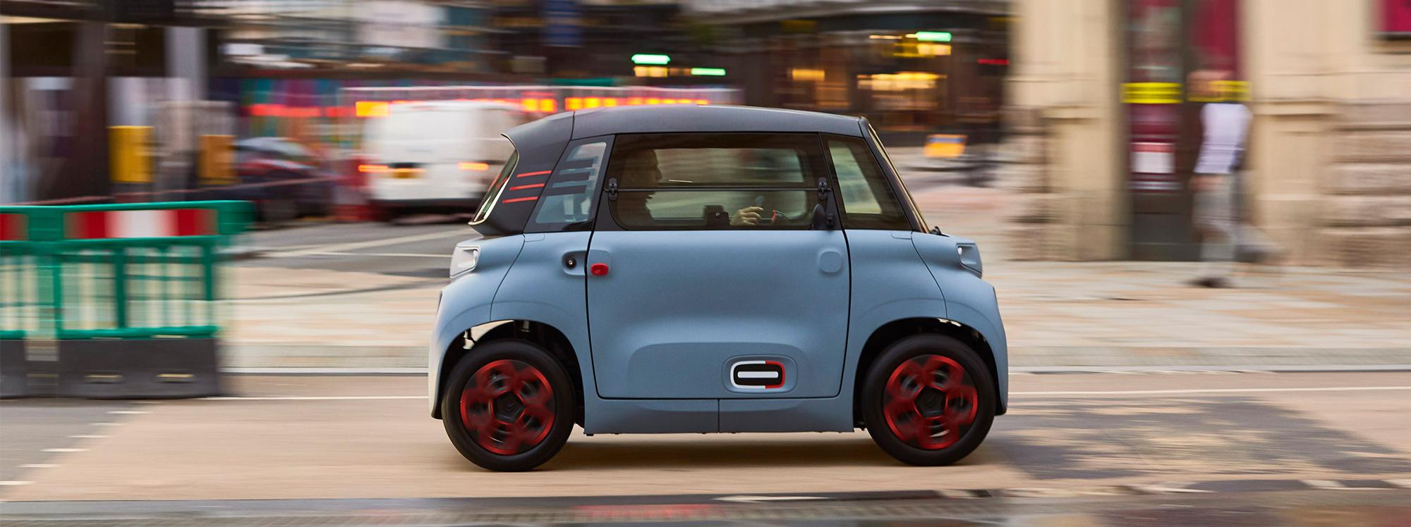 Citroën AMI: premio a la innovación 100% eléctrica