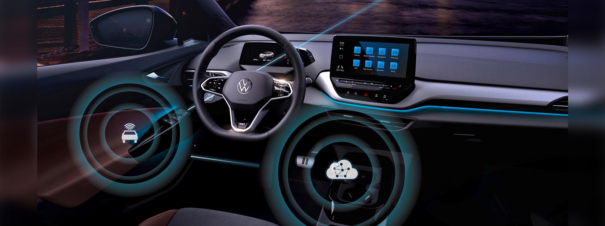 Volkswagen actualiza 'Over the Air' para su gama ID