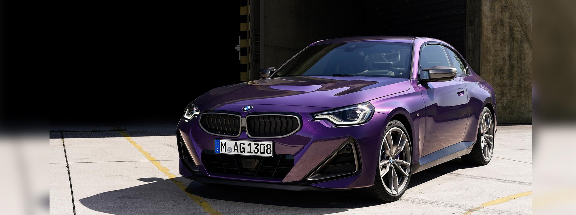 BMW Serie 2 Coupé: un nuevo capítulo en la tradición superdeportiva