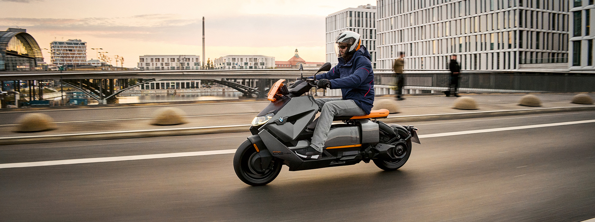 BMW CE 04: revolución silenciosa de dos ruedas