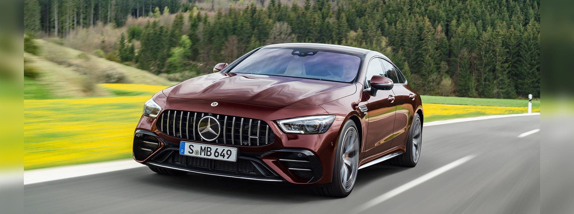 Mercedes- AMG GT:   diseño exclusivo hecho a la medida