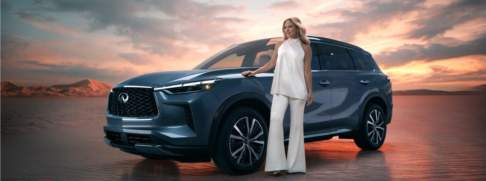 Este vehículo hizo su estreno global en Hollywood
