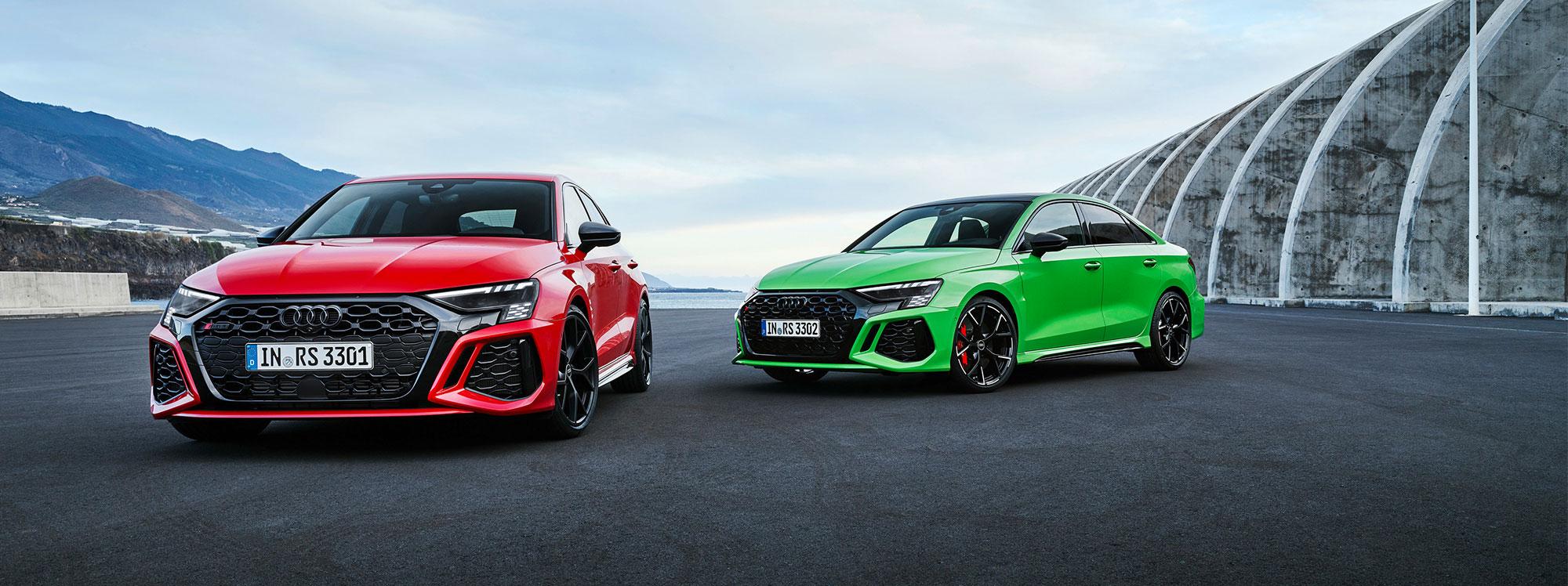 Audi RS 3: experiencia inigualable para el día a día