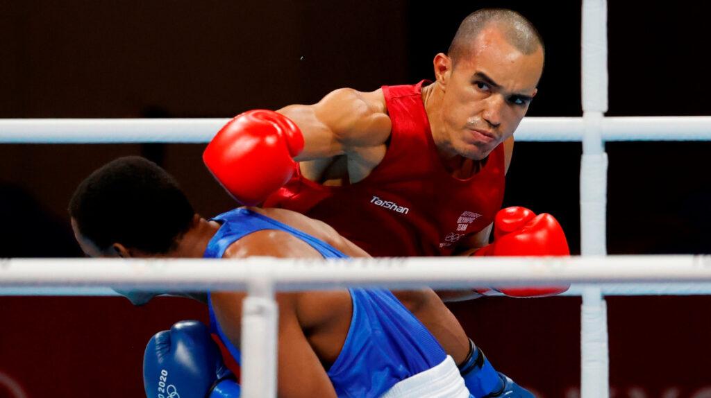 ACNUR ayuda a boxeador olímpico refugiado venezolano a volver a casa