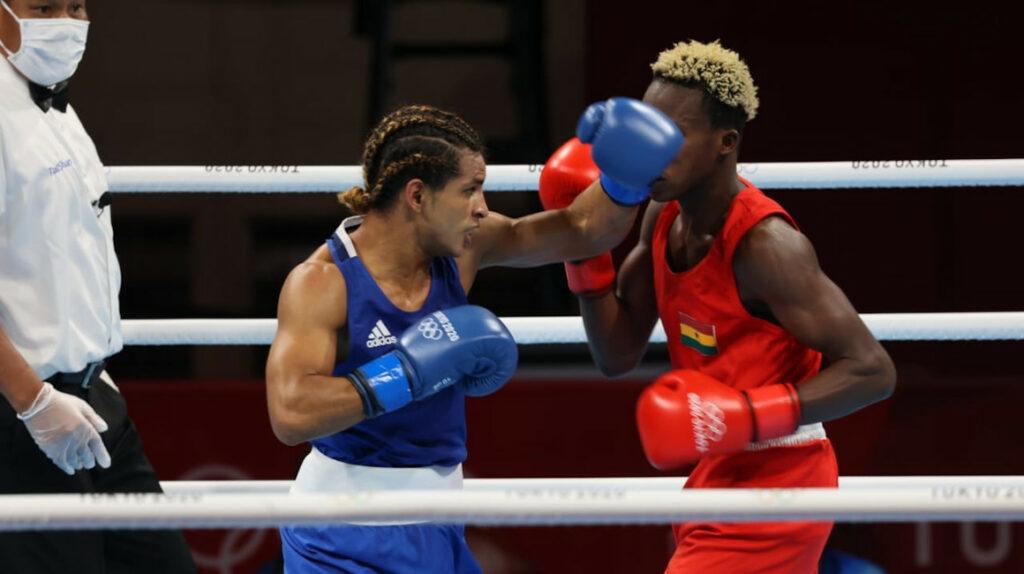 Jean Carlos Caicedo cae en su segunda pelea y se despide de Tokio