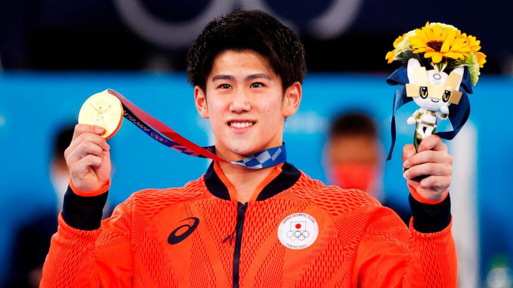 Hashimoto, el campeón olímpico más joven de la historia en gimnasia