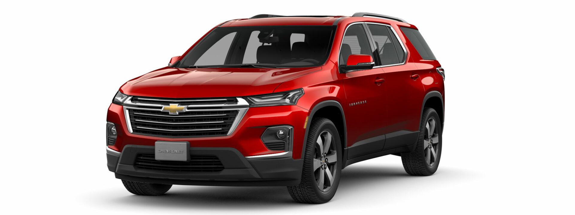Chevrolet Traverse renueva diseño para 2022
