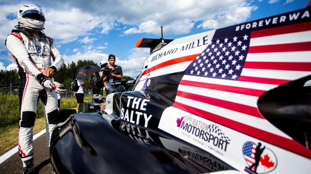 El Gran Premio de Budapest de Fórmula 3, una carrera de mucho desgaste