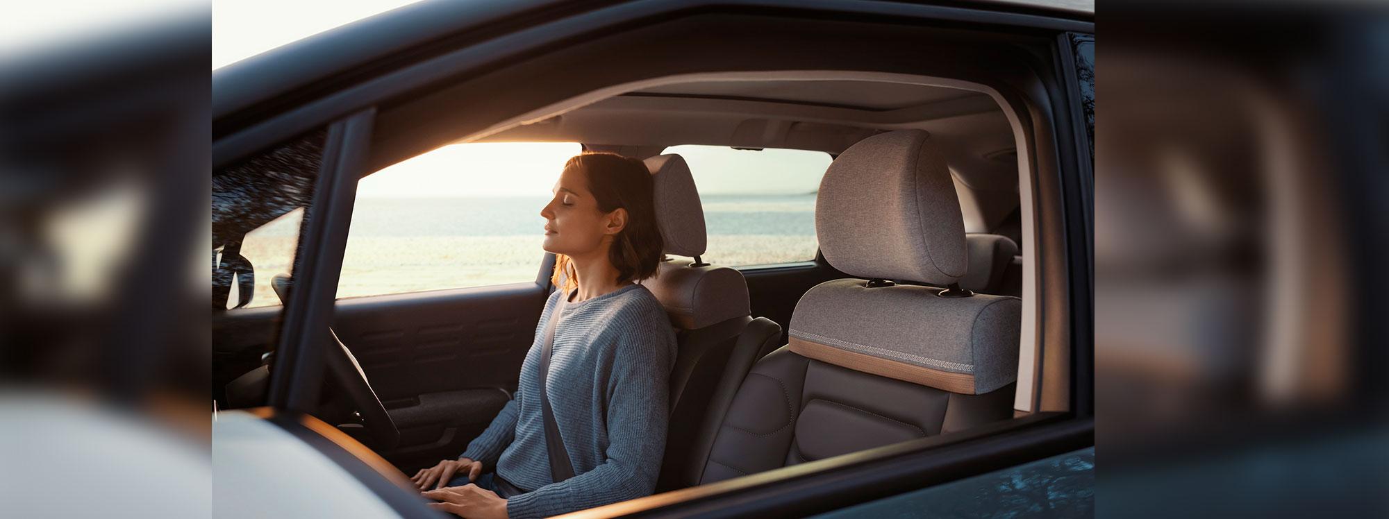 La comodidad es clave para reducir riesgos en la carretera