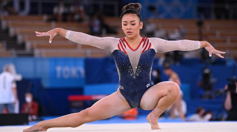Sunisa Lee, la nueva campeona de gimnasia artística en Tokio