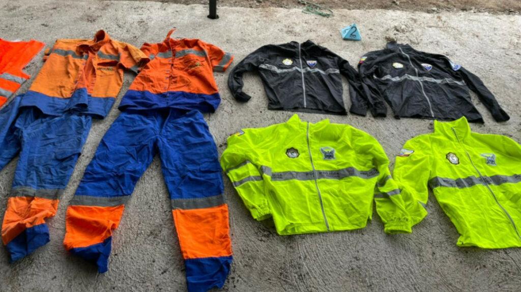 Big Money: Fiscalía halló ropa con logos policiales enterrados en Quevedo