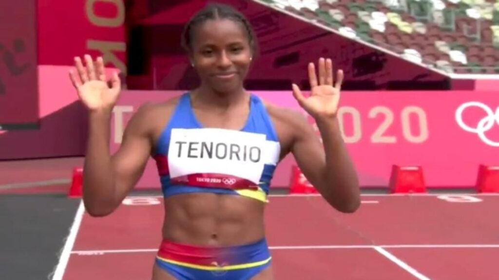 Ángela Tenorio termina sexta en su serie y no clasifica a semifinales