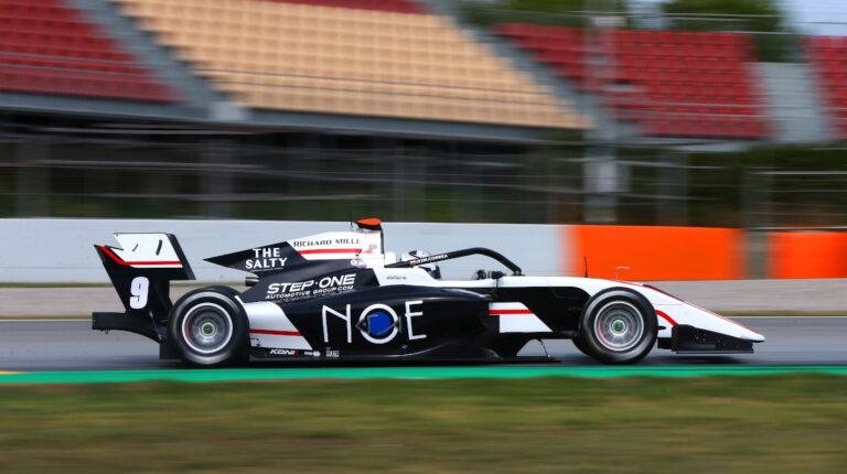 Juan Manuel Correa largará desde el puesto 14 en el GP de Hungría