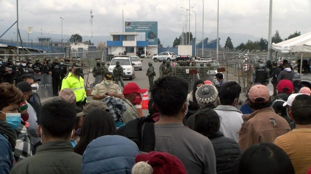 La pesadilla de vivir cerca de la cárcel de Latacunga