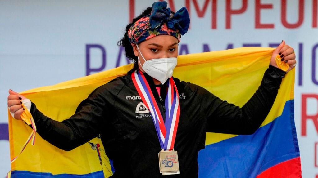 Neisi Dajomes, el largo trayecto para soñar con el podio olímpico