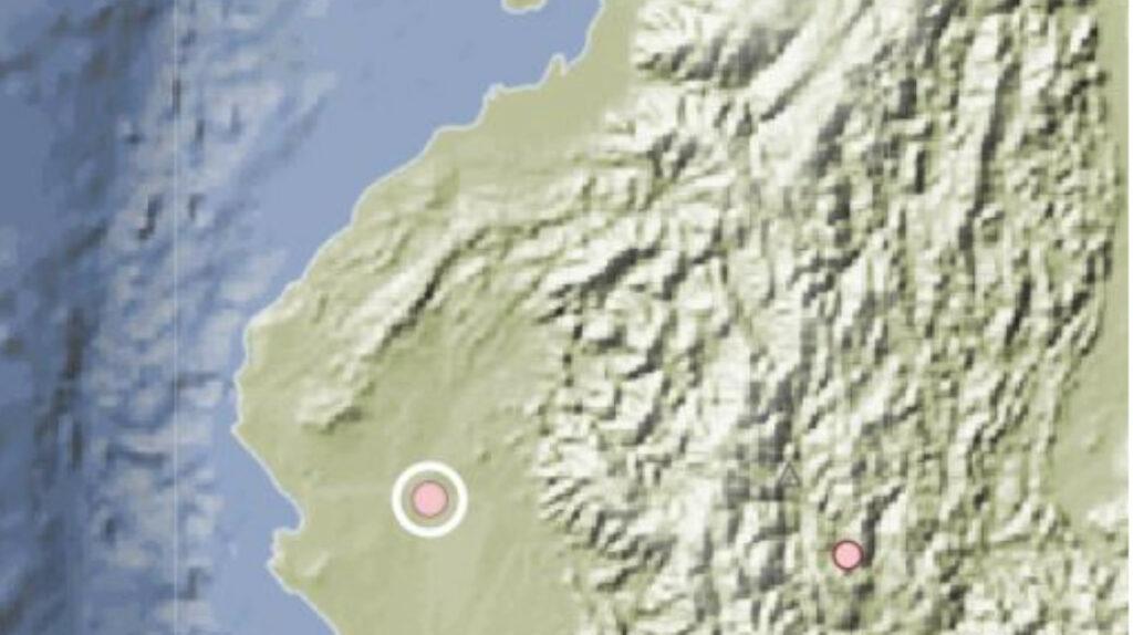 Sismo en el norte del Perú sacude el Austro y la Costa de Ecuador
