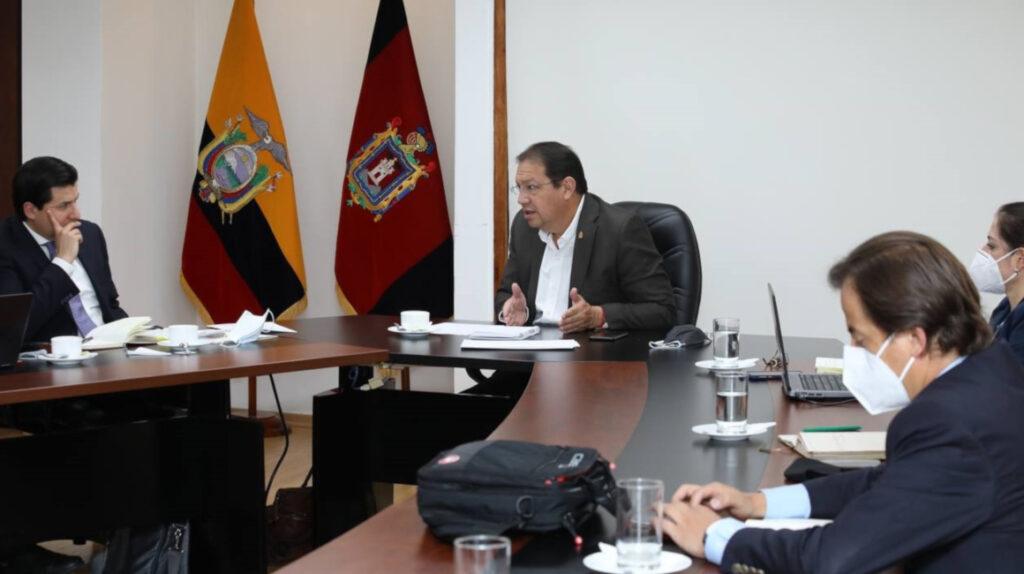 Un comité técnico analizará el avance del Metro de Quito