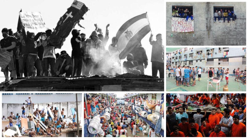 Latinoamérica: Ecuador está en el puesto 11 en ocupación carcelaria
