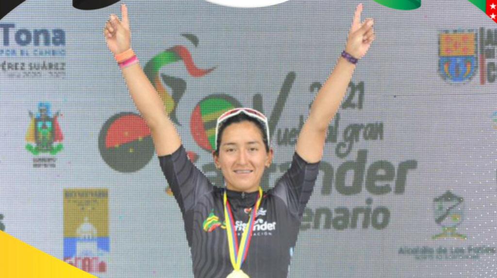 Miryam Núñez mantiene el liderato de la Vuelta al Gran Santander