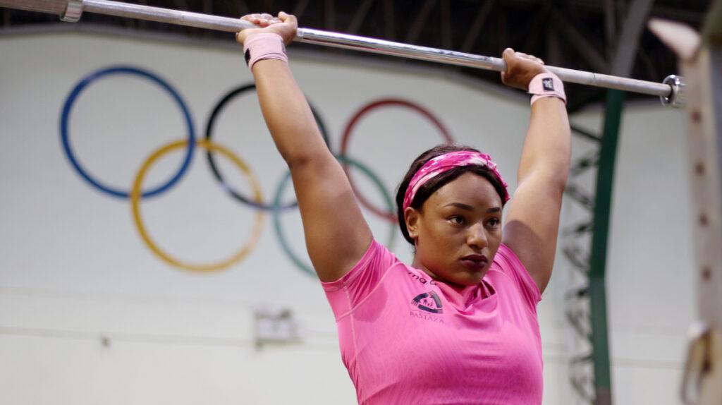 La carchense Tamara Salazar busca un debut histórico en los Olímpicos