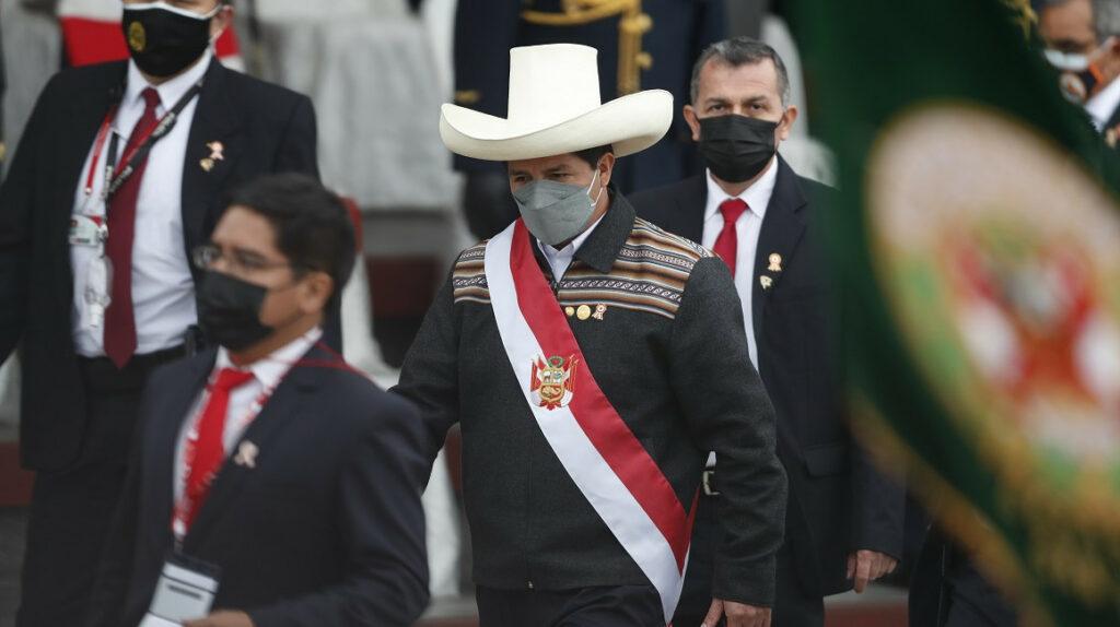 Perú: Castillo completa gabinete con ministros de Economía y de Justicia