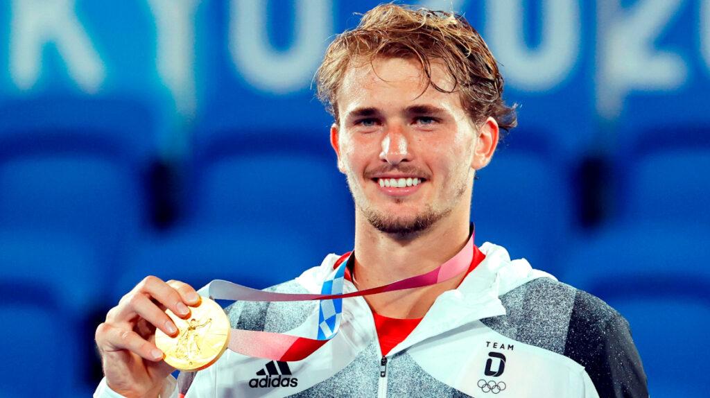 El alemán Alexander Zverev se proclama campeón olímpico en tenis