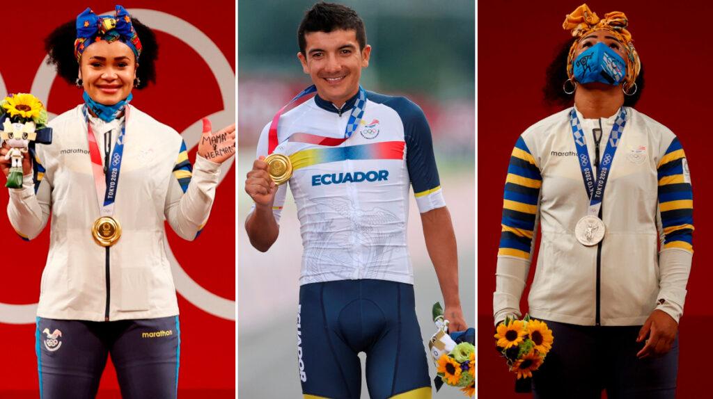 Tokio 2020, la mejor participación olímpica de Ecuador en la historia