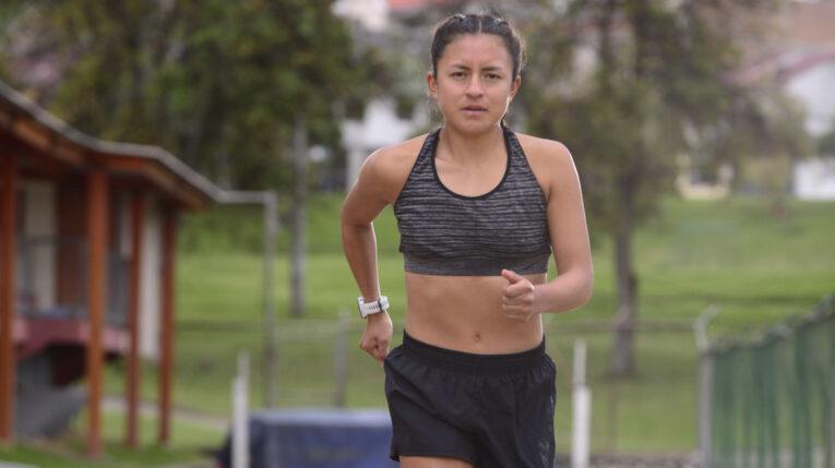 Glenda Morejón cumplió la última parte de su preparación en Cuenca, antes de viajar a Tokio, para disputar los Juegos Olímpicos.