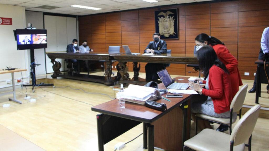 Juez cambia arresto domiciliario por prohibición de salida para exasambleísta
