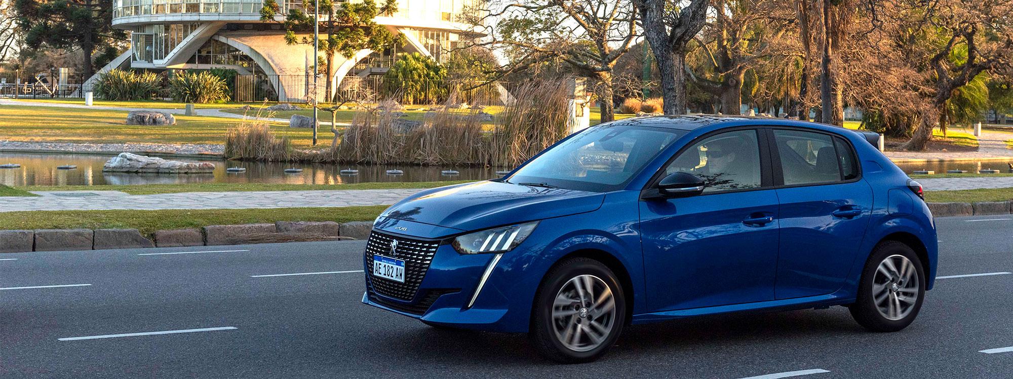Peugeot renueva sus sistemas de asistencia