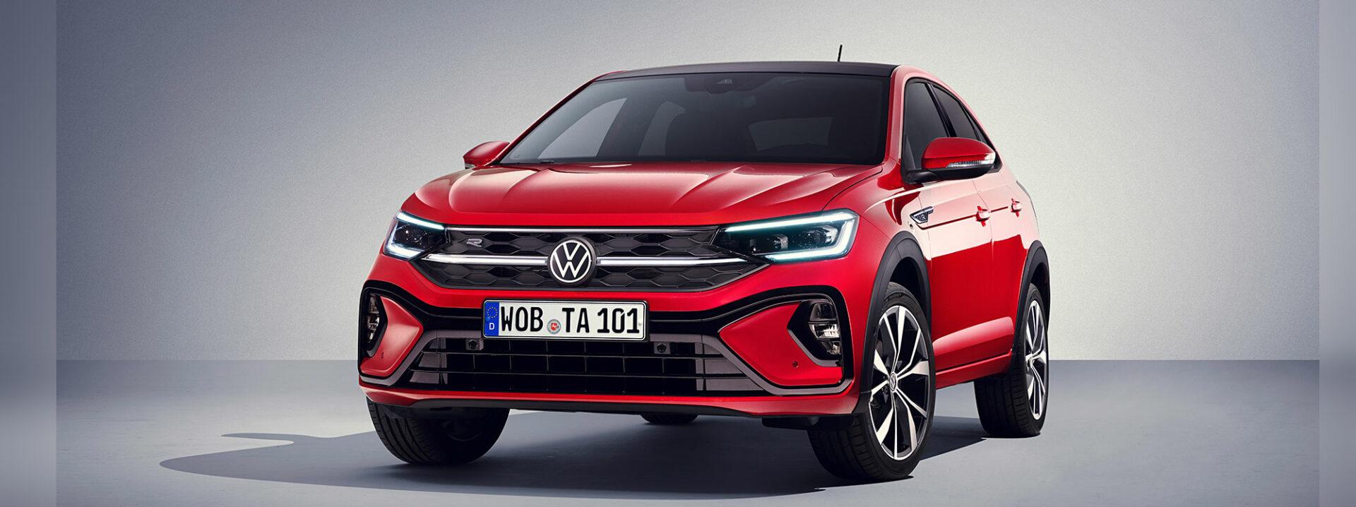Volkswagen presenta el nuevo Taigo