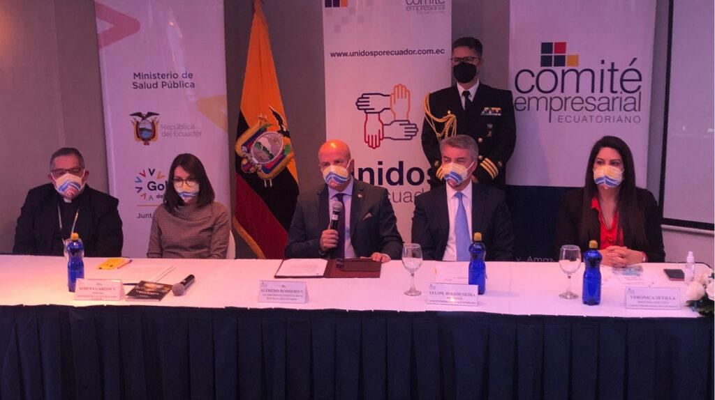 Ecuador recibirá 200.000 dosis de la vacuna china de CanSino