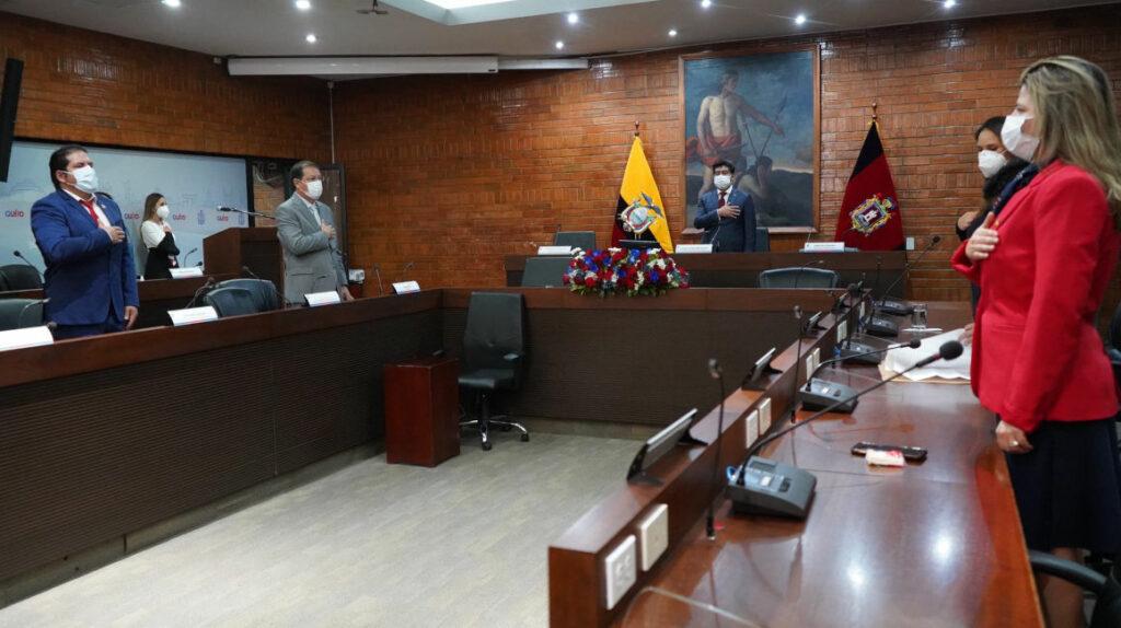 El municipio de Quito cumple dos meses de inestabilidad y paralización