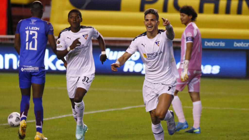 Liga de Quito derrota 4-0 a Olmedo sin exhibir su mejor versión